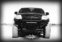 Toyota Tacoma  / Toyota Tacoma Bumper 'The Grappler'