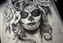 Muerte / Sketches