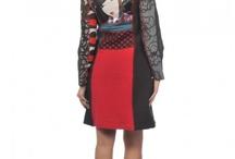 Desigual Geisha Coat