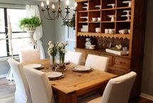 Dining Room / by Tracy Rhoades