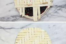Pie dough designs