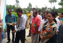 Purba Medinipur / SLWM unit named Mahatma Gandhi Nirmal Uddan in Raghunathpur GP, Sahid Matangini Block, District Purba Medinipur
