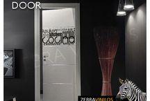 Vinilos para Cocina / Selección de Vinilos Decorativos de Zebra ideales para decorar cocinas