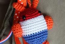 Crochet Kingsday/ Koningsdag / by Chantal Toet