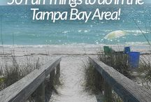 Tampa Bay Family Activities / Here are some great family-friendly activities to check out in the Bay area! http://www.eatonrealty.com/