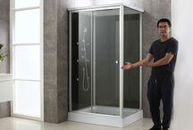 Russia Shower Cabin