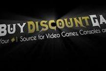 Buydiscountgames / Todo el catálogo de videojuegos y consolas de todo el mercado lo encontrarás en www.buydiscountgames.com o también a través de nuestra aplicación de búsqueda de consolas,juegos y accesorios:www.buydiscountgames.com/store/ .Busca y encuentra todos los videojuegos y consolas a precios baratos.Disponemos más de 15400 artículos en toda la web.No esperes más,entra en buydiscountgames.com y ahorra tiempo y dinero.