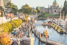 Victoria | Travel Inspiration / Victoria, BC | Travel Inspiration | Travel Tips