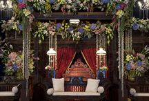 java wedding decoration