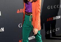 Color wheel fashion