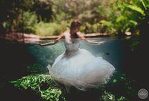That Moment Photo- Cenotes Trash The Dress