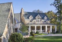 Donna's house - exterior