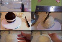 Лайф хаки с тортом