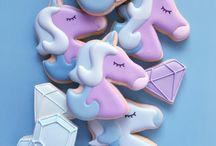 decorate cookies-shiraws birthday