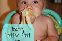 Toddler Food / by Lil Fingers