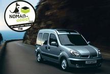 Kit nomade pour voiture et fourgon