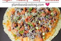 Healthy Appetizer Recipes (featuring sprouts!)