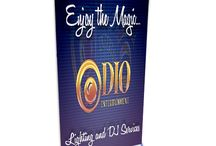 Banners for Weddings / Check out these banners we've recently made for wedding industry advertisers.