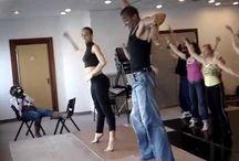 MAYKEL FONTS & KIRENIA CANTIN. AFRO, YORUBA DANCE