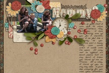 Inspire: Scrapbook ( Memories in Pictures)