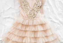 Vestidos divinos / Moda de niñas