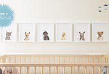 Baby B's Nursery / by Jamie Bricker