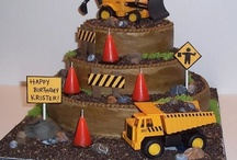 Construction Vehicles Birthday Party
