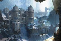 Fantasy - Landscapes