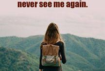 W   a  n  d  e  r  S  o  u  l / Never stop dreaming...