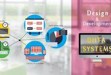 Services at DHTA Systems / Our Services Includes Internet Marketing, SEO/SMO/SMM/SEM, Web Development, Web Design, App Development