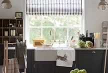 Beauty in utility / Striking behind the scenes pantries and utility rooms that look good enough to be upfront
