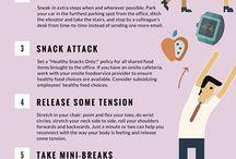 Workplace Wellness Tips