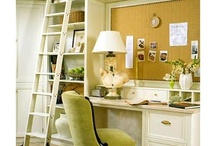 Stylish Home Offices / by Cabinets and Designs