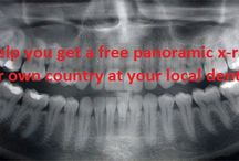 Special offer about getting a free panoramic x-ray at your local dentist / We are happy to inform you that we have introduced a Special  Offer. We help you get a free panoramic x-ray at local your dentist.If you forward us this x-ray our Budapest dentists make you an accurate quote, containing all the information you need to know before making a go ahead decesion..  How does it work? Read more:  http://budapest-top-dental.eu/hungary/iso-9001-insurance-services