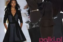 Mała czarna - little black dress / Nasza ulubiona... klasyka!