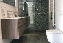 Badkamer Oosters aqua