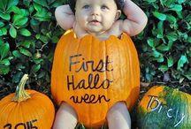 Emilee's First Halloween