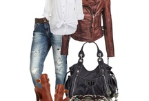 My Style is easy and laid back / by Tiffany Allen Bryant