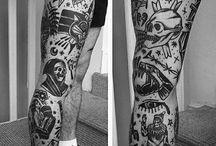 tattoo masc