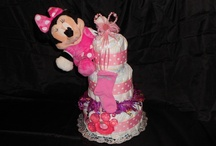 Minnie Mouse Shower Ideas