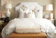 Bedrooms / by Rachel Bergeson