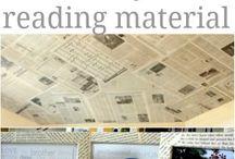 Book, Print, Typing, Writing, CRAFTS