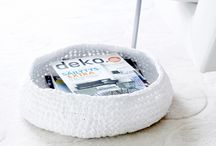 Jolies idées / crochet, tricot... / by Eonisra