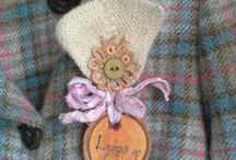 wood and woolly medals by me bodkin
