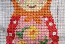 Cross Stitch and Sewing Projects / by Lauren Hayes
