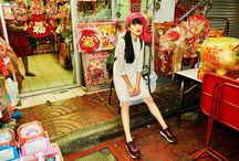 One Night in Bangkok Editorial Shooting 2018 / Editorial Shooting trendige Abendmode 2018 in Bangkok  #editorial #shooting #ANAxBangkok #anaalcazar #summer #2018 #dresses #fashion #trend #eveningwear #thailand #motion #mood #streetmarket