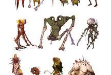 Creatures Design