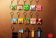 Minecraft Birthday Party ideas / by Lisa Montgomery