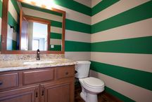 Interior Paint | By GNW / Painting is an inexpensive way to add a bold statement