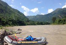 Nepal / Trek the Annapurna Circuit: http://www.flooglebinder.co.uk/projects/